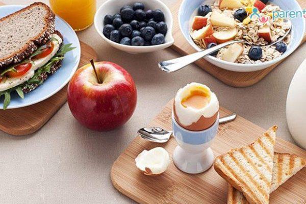 Breakfast to stimulate the brain