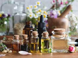 Effects of essential oils